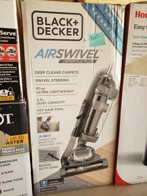 New air swivel vacuum for Sale in Burlington, NC