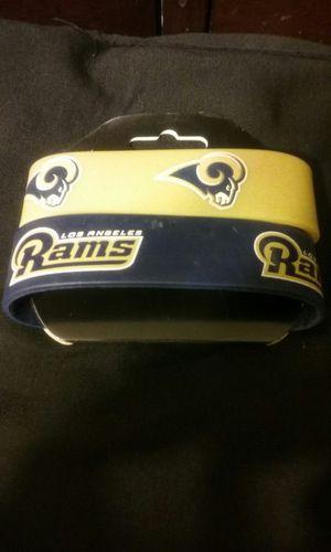 Rams Rubber Bracelets New for Sale in Santa Ana, CA