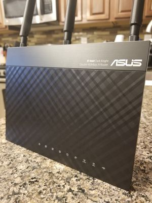 Asus RTN66U gigabit router great condition for Sale in Henderson, NV