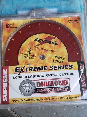 "Lighting 10""wet blade for Sale in Lake Elsinore, CA"