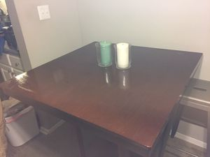 High kitchen table for Sale in Sandy Springs, GA