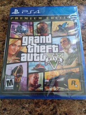 Grand Theft premium edition $20 for Sale in Norfolk, VA