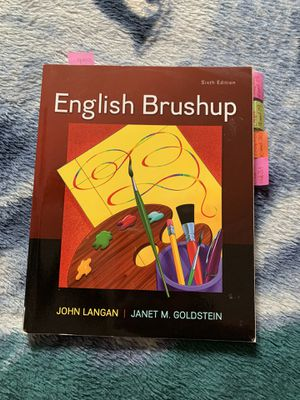 English Brushup book for Sale in Kissimmee, FL