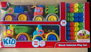 Block Vehicle Play Set for Sale in Manchester, CT
