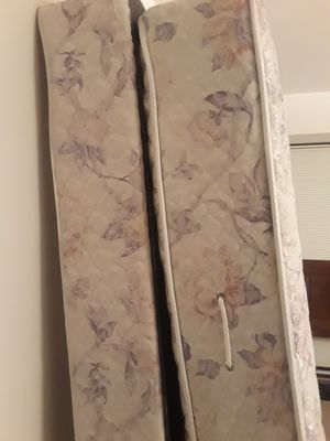 trunk bed and mattress queen size for Sale in Silver Spring, MD
