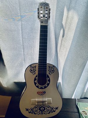 Disney's Coco real Acoustic guitar for Sale in Inglewood, CA
