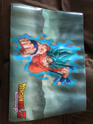 Dragon ball z poster! for Sale in Vancouver, WA