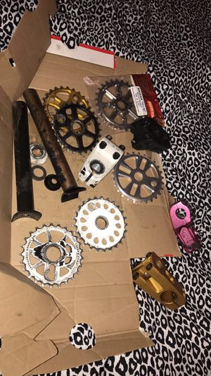 Bmx bike parts for Sale in Pittsburgh, PA
