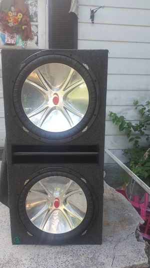 audio speakers for Sale in Lewisburg, TN