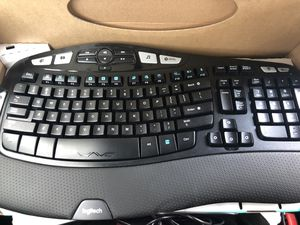 Keyboard & Mouse Wireless Logitech for Sale in Houston, TX