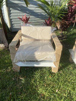 Feruci Italian club chair for Sale in Fort Lauderdale, FL