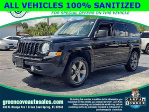 2015 Jeep Patriot for Sale in Green Cove Springs, FL