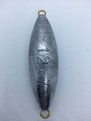 Dolphin tackle torpedo 12 oz fishing sinker lead weight for Sale in Yorba Linda, CA
