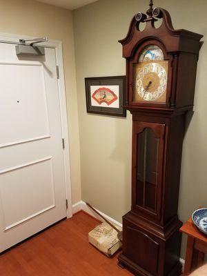 Grandfather clock for Sale in Alexandria, VA