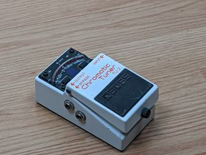 Boss TU-2 Chromatic Tuner for Sale in Fort Washington, PA
