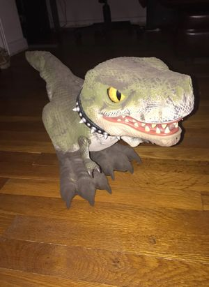Robotic D-Rex Dinosaur Toy for Sale in Wheaton, MD