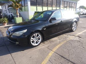 2008 bmw 528i ac cool automatico runs perfectly clean title for Sale in Miami, FL