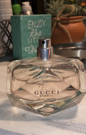 Gucci bamboo 3.4 oz for Sale in Union, MS