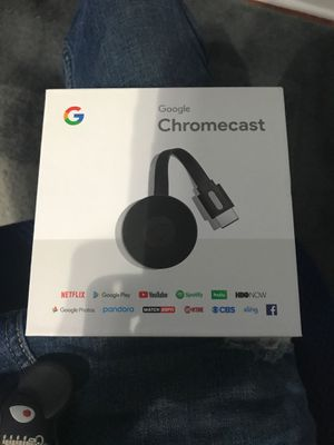 Google chromecast 2nd generation for Sale in Wendell, NC