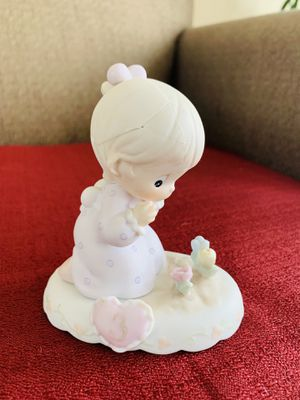 Precious Moments Growing in Grace age 3 figurine for Sale in Manassas, VA