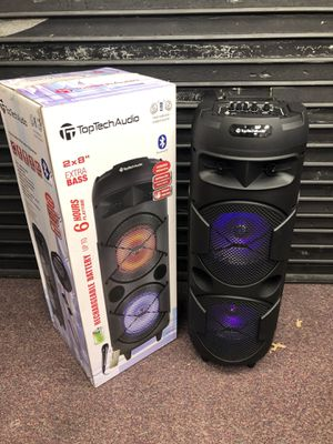 Bluetooth speaker 🔊 karaoke 🎤 for Sale in College Park, MD