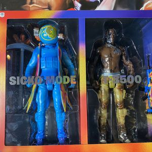 Fortnite Travis Scott Action Figure Set for Sale in Coppell, TX