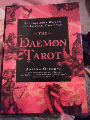 The Daemon Tarot for Sale, used for sale  Minneapolis, MN