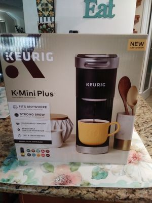 Keurig MINI Plus coffee maker for Sale in Whittier, CA