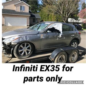 2010 Infiniti Ex35 for parts for Sale in Portland, OR