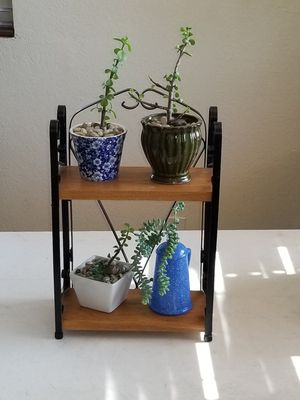Small shelf, bookshelf, stand, rack. Can be used for anything, very sturdy and solid. for Sale in Phoenix, AZ