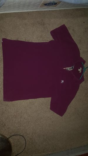 Burberry polo shirt for Sale in Denver, CO
