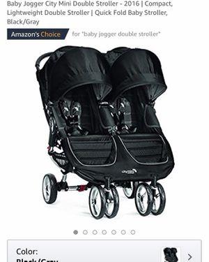 Double stroller for Sale in Waipahu, HI