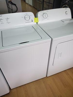 Washer and dryer set lavadora y secadora el par for Sale in Woodbridge, VA