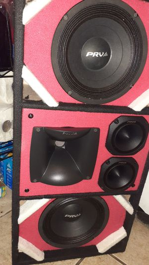 Audio for Sale in Reading, PA
