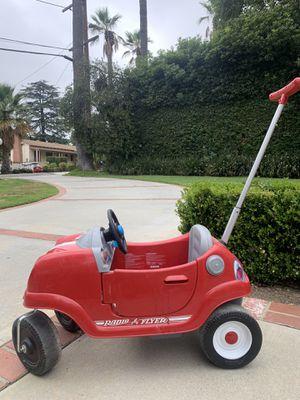 Red Push Car for Sale in La Cañada Flintridge, CA
