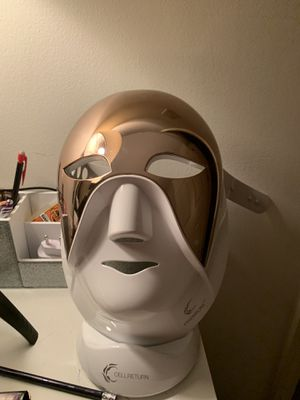 Cell Return LED mask for Sale in Stone Mountain, GA