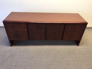 Wooden file cabinet for Sale in Laguna Beach, CA