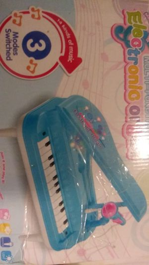 Electronic organ kids toys for Sale in Columbus, OH