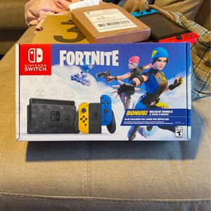 Switch Fortnite Version for Sale in Buffalo, NY