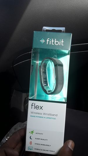 Fitbit flex for Sale in Fort Lauderdale, FL