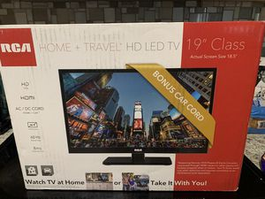 RCA home and travel tv for Sale in Orlando, FL
