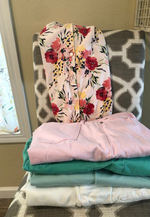 Talbots size 14 petite jeans and Talbots large cardigan. Very clean, non-smoking home for Sale in Tarpon Springs, FL