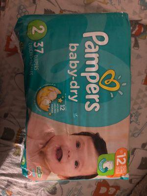 Diapers size 2 for Sale in La Mesa, CA