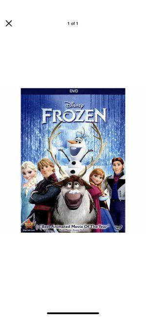Disney's Frozen Original Movie (2014) DVD for Sale in Leander, TX