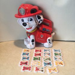 Paw Patrol Vtech Treat Time Marshall for Sale in Mesquite,  TX
