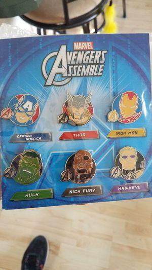 Disney Avenger pins for Sale in Smyrna, TN