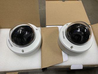 HikVision HD TVI Security Camera - Set Of 2 Cameras for Sale in Chandler,  AZ