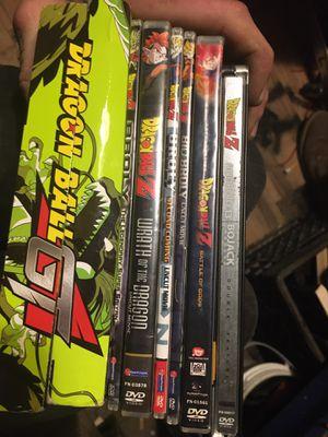 DragonBallZ movies for Sale in Wheeling, WV