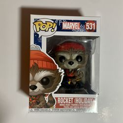 Rocket (Holiday Edition) Funko Pop for Sale in West Sacramento,  CA