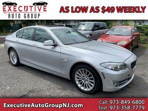 2011 BMW 5-Series for Sale in Irvington, NJ